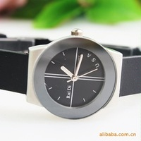 Quality fashion simple round dials Ms. Lear Watch accusing support  couple pairing