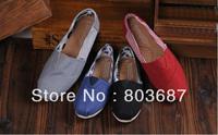 Cheap 10 pairs Stripe Canvas Shoes  Women Men's Unisex shoes  Classic  Casual Sneaker