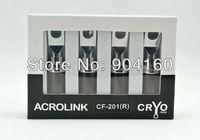 HIFI Club wholesale online HIFI DIY  Acrolink CF-201R Carbon Fiber with Rhodium plated Y spade plug new original box