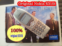 100% original 6310i inventory stock russian menu russian keyboard unlocked cell phone Freeshipping
