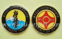 Free shipping, high quality souvenir coin, competion gold coins, Custom enamel coins