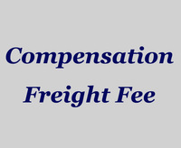 compensation freight fee
