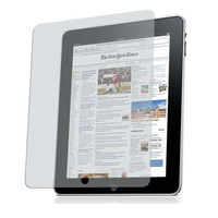 Free shipping LCD Screen Protector Guard Film for iPad #8063