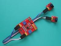 2 module sensor tcrt5000 infrared