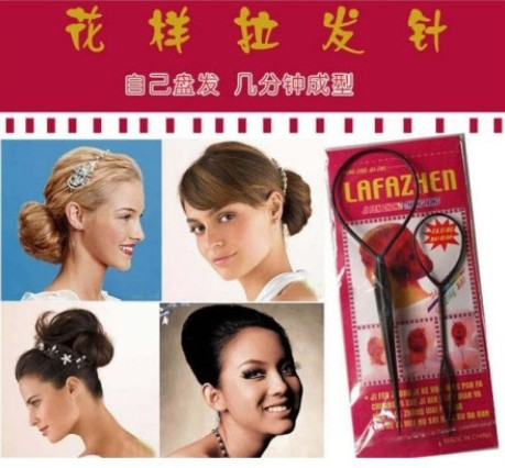 Min.order is $10(mix order) Fashion Korean Dish Hair Tool Hair Pins Hair Accessories Wholesale 10sets/lot(China (Mainland))