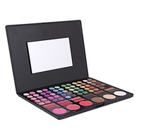 Free shipping 78 Colors Makeup Palette Version