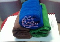 Big car wash towel ultrafine fiber cleaning towel wool 400 33 65 free shipping