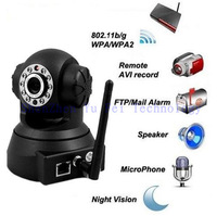 Security Day&Night Vision WPA Internet Wifi Wireless IP Camera Free Shipping
