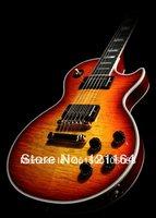 best china guitar Custom Shop Limited Run Custom, Figured, Colorado Sunrise Burst Electric Guitar