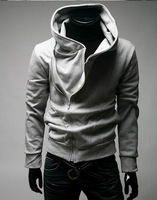 Assassin creed Assassin's Creed Revelations Desmond Miles Cosplay Costume Hoodie Jacket