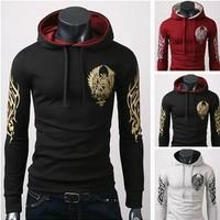 Fashion Mens colthing Assassins Creed Hoodie Coat Jacket Sweatshirt colsplay Free Shipping