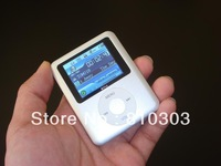 20 pcs dealer killer price second price 3th mp4 player 4gb touch mp4 optional fast shipment mp4 player