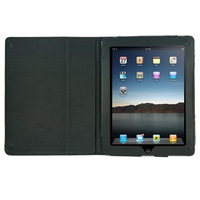 free shipping PU Leather Skin Case Pouch/Bag for iPad 2 2nd Laptop Notebook #8107