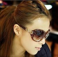2013 new tide sunglasses luxury fashion sunglasses Ms. sunglasses European and American retro big-framed glasses