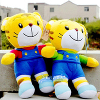 free shipping Plush toy tiger toy doll Small dolls doll child birthday gift