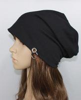 2011 100% cotton knitted hat cap train women's cold cap bandanas hat