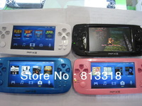 New Arrival 4.3 inch screen 4g Handheld Game Player  Powerful 3D-Engine Games Support wireless Controller