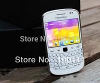 100%  Original Unlocked blackberry bold 5  9900 3G mobile phone  Original  Wholesale  + Free shipping