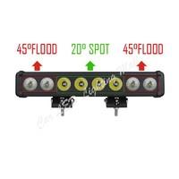 10~45V 80w cree work light bar spot flood combo LED 4WD boat UTE Truck Mining Camping ATV driving lamp lighting