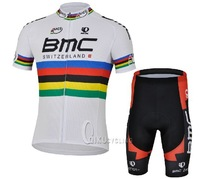 Best selling! 2013 new model Tour de France Pro Team Cycling tops and shorts bicycle / bike /riding /cycling wear BMC team