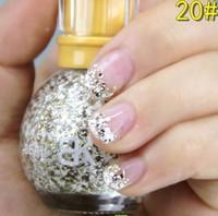 Free shipping 6pcs/lot Snow  Nail polish Girls nail care Product