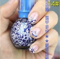 2013 Free shipping 6pcs/lot  Sweet summer Nail beauty Snow  Nail polish