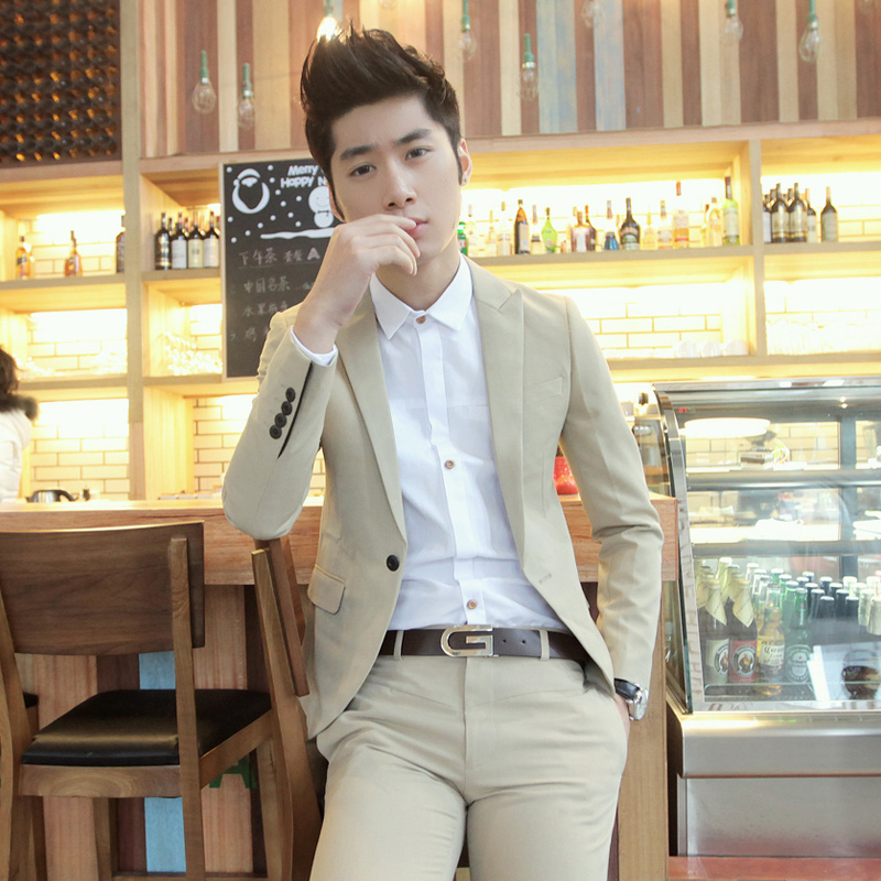 Online Cheap 2015 Floral Embroidery Formal Colored Tuxedo Men Suit ...