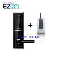 Samsung EZON SHS-5120 Digital Door Lock + Remot + PDF English Manual (password+card+key+remote)