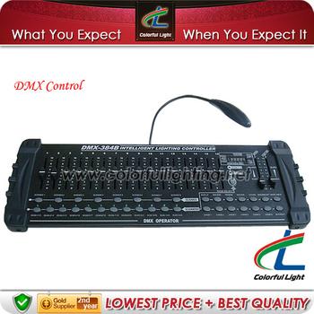 384 Output Channels DMX Controller
