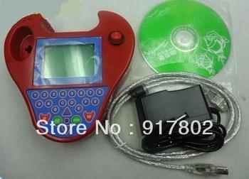 HK Free delivery New Arrival Car Universal transponder Chip reader Smart zed-bull Auto key tester programmer Mini zedbull