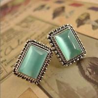 (Min order is $10) E2085 2013 ! fashion vintage - eye stud earring