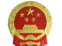 Titanium stereo badge badgeThe national emblem can be customized