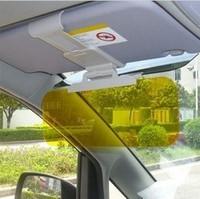 Anti-glare mirror sun-shading olpf nvgs car glasses goggles u view mirror