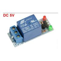 Blue SRD-05VDC-SL-C 1 Channel Low Level DC 5V Coil Power Relay Module