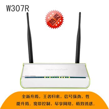 Tenda stendardo w307r wireless router 300m ap
