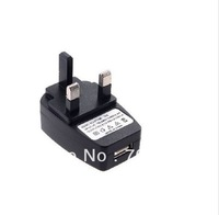 NEW UK Standard USB AC Wall CHARGER FOR IPOD MP3 MP4