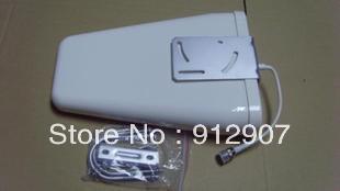 Free shipping 11dbi waterproof 800-2500Mhz LDP panel antenna, outdoor antenna,WCDMA GSM DCS booster antenna