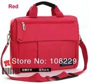 Free shipping high quality 10 - 12 13 14 15 male women's laptop bag handbag laptop bag