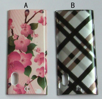 Wholesales Faceplate Hard Case For iPod Nano 5G 5 5th Gen Generation Cover Skin Free Shiping