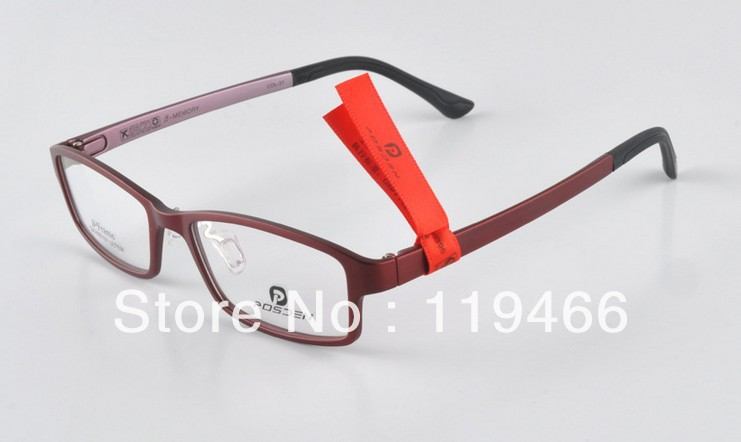 Free shipping new style extra-thin plastic steel full-Rim eyeglasses,eight colors myopia eyeglass frames for unisex(China (Mainland))