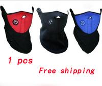 good quality cheap Neoprene Snowboard Ski Cycling Bike Bicycle Neck Warm Half Face Mask Winter Veil For Sport