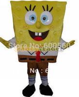 Spongebob Mascot Costume Sponge bob Mascot Costume Free Shipping FT20015