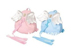 Angel Toddler Safety Harness kid Cotton Reins Baby Sling Backpack Child Walker Buddy Carrier Infant Back Pack - sample(China (Mainland))