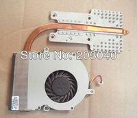 Original cooling heatsink&fan for Toshiba L300 300D A300 A305 L350 L355 L305-S5894 L305D laptop CPU radiator 6043B0044401 330830