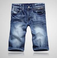 Brand Men's DSL jeans shorts,Classic denim shorts,Brand cargo short pants,Men's summer jeans.cotton jeans.Man brand jeans
