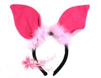 free shipping 10pcs/lot Cartoon headband pig ears headband