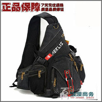 free shipping new 2013 fashion leisure bags canvas shoulder bag sports men messenger bag luggage & travel bags traveling