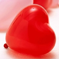 Heart balloon birthday party decoration love balloon