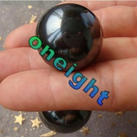 Free Shipping 5pcs/lot 25mm Magnetic Hematite Sphere Crystal Ball Healing wholesale