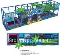 CE certified - Kids Indoor playground  equipment/ naughty castle